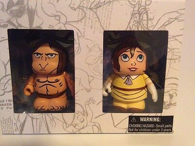 Disney Vinylmation - Tarzan and Jane Animation 5 Series - LE 1500