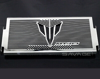 Radiator Grill Grille Guard Cover For Yamaha MT-07 FZ-07 2014 2015 2016