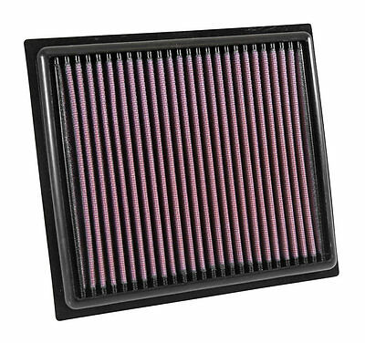 K&N 33-5034 High Flow Air Filter for RAM PROMASTER CITY 2.4 2015-2017