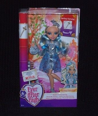 Ever After High Darling Charming Doll - Daughter of King Charming BNIB