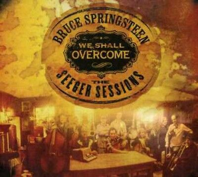 Bruce Springsteen - We Shall Overcome: The Seeger Sessions [New CD] With DVD, De