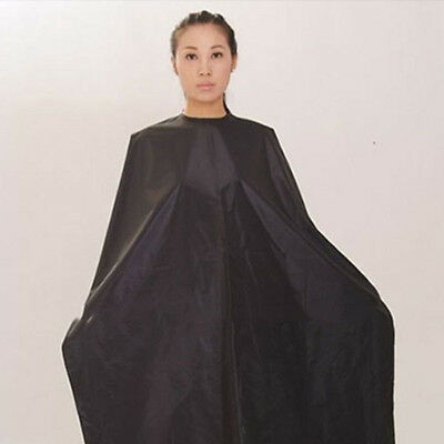 New Barbers Hairdressing Hairdresser Hair Cut Gown Cloth Apron Practical Hot JR