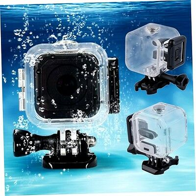Underwater 45M Waterproof Diving Housing Case For Gopro Hero 4 Session Camera R&