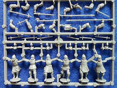 Perry miniatures Agincourt French Foot Knights 1415-1429