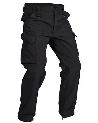 "Mil-Tec Softshell Hose ""Explorer"" Security Einsatzhose schwarz"