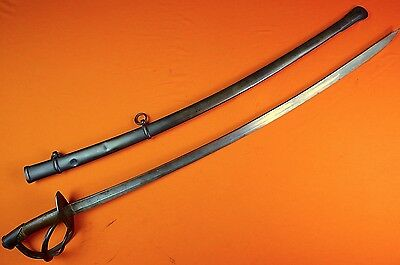 how to make a metal sword scabbard