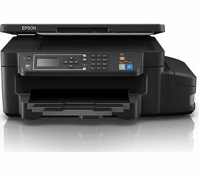 EPSON EcoTank ET-3600 All-in-One Wireless Inkjet Printer Black
