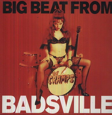 The Cramps - Big Beat from Badsville [New Vinyl] UK - Import