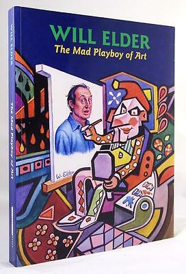 Will Elder: The Mad Playboy of Art by Gary Groth (Comics) (SOFTCOVER)