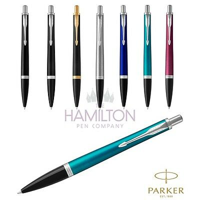 PARKER URBAN BALLPOINT PEN - Full range available with a wide choice of colours