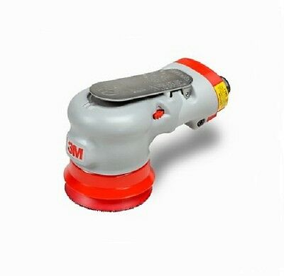 "New 3M Random Orbital Sander Elite Series 3 "" Non-Vacuum 3/32 Inch Orbit 28496"