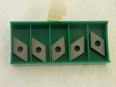 Greenleaf Ceramic Turning Insert DNGA-432 T1A WG-300 Box of 5 1667714