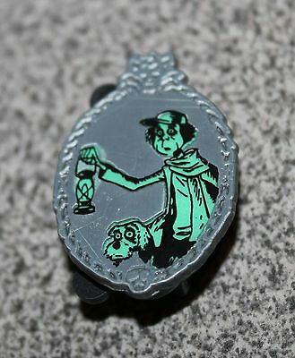 Disney Pin Haunted Mansion Graveyard Caretaker With Dog From Mystery Pack