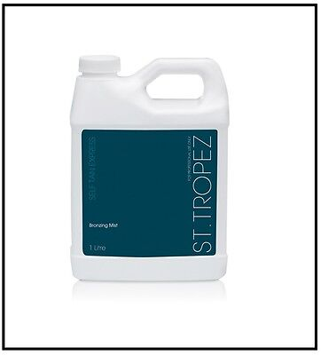 St Tropez - Express - Spray tanning solution- 1 Litre