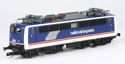 Tillig 02398 - E-Lok BR110 043, PRESS, Ep.VI 'national express' * NEU + OVP *