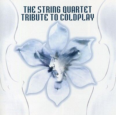 Various Artists, Vit - String Quartet Tribute to Coldplay / Various [New CD]