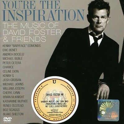 David Foster - You're the Inspiration: Music of David Foster [New CD] Asia - Imp