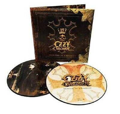 OZZY OSBOURNE Memoirs Of A Madman - 2LP / Picture Vinyl - Numbered