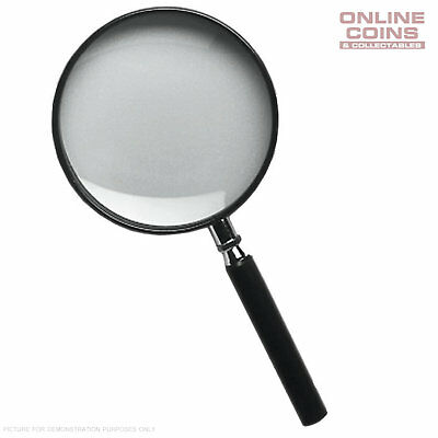 Lighthouse Magnifier Glass With Handle - Magnifying Glass - 4 x Magnification