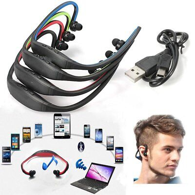 Universal Bluetooth Wireless Stereo Headset Sport Earphone Handfree Headphone