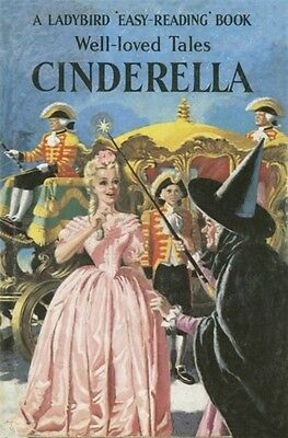 Well-Loved Tales: Cinderella (Ladybird Easy Reading) (Hardcover), 9780723281443