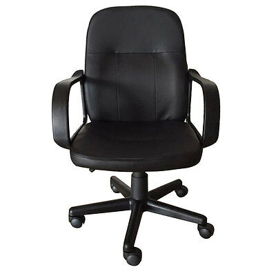 High Quantity PU Leather Office Chair Executive Task Ergonomic Computer Desk