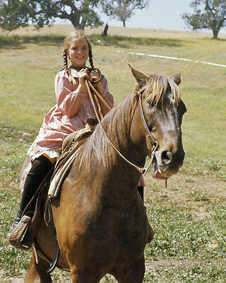 Rare Little House on the Prairie tv series Melissa Gilbert photo 8x10 picture C