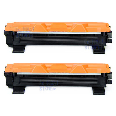 2x Toner Cartridges TN1070 TN-1070 for Brother HL-1110 DCP-1510 MFC-1810 HL1210W