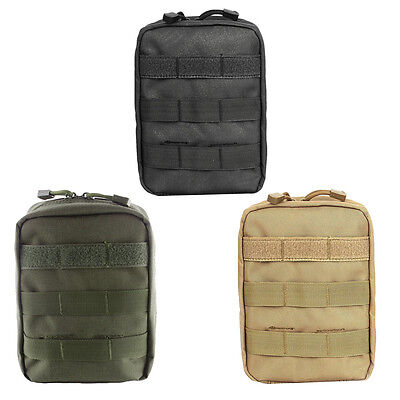Medical Kit Bag Military First Aid Kit Survival Gear Tactical Bag Tool Pouch EPY