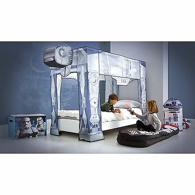 Star Wars At-At Single Bed Canopy New Empire Strikes Back
