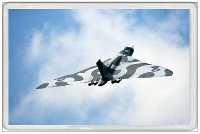 Avro Vulcan Bomber - Jumbo Fridge Magnet - Raf Aviation Flying Aeroplane Plane
