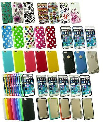 Pack of 50 Wholesale joblot of mix Cases Covers for iPhone 4 5 5s & 6 6s 6+ 6s+