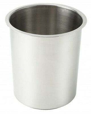 Crestware 6-Quart Stainless Steel Bain Marie