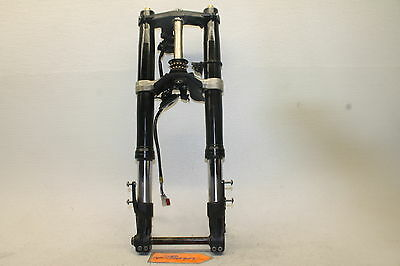 04-06 Yamaha R1 Yzfr1 R-1 1000 Complete Front End Forks Suspension triple Tree
