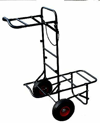 Heavy Duty Cruiser Fishing Trolley ( Coarse / Carp Fishing )