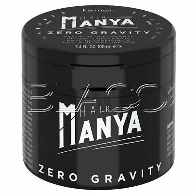 Hair Manya Zero Gravity Pasta Ultrafissante 100Ml Per Capelli