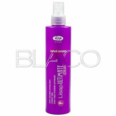 Lisap Ultimate Plus Spray Idratante Rivitalizzante - 125Ml Per Capelli