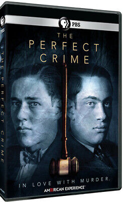 American Experience: The Perfect Crime (2016, DVD NEW)