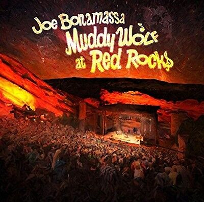 Joe Bonamassa - Muddy Wolf at Red Rocks [New CD] UK - Import