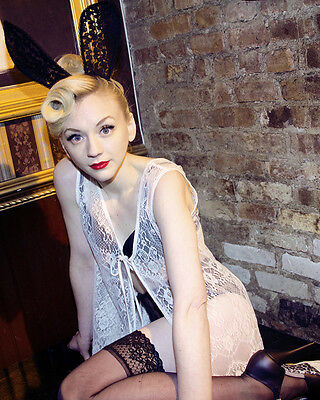 Emily Kinney Tv star actress of THE WALKING DEAD 1 Lab photo 8x10 picture E110