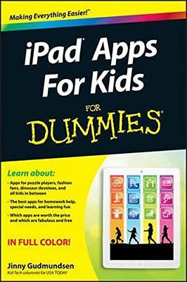 iPad Apps for Kids For Dummies (For Dummies (Lifestyles Paperback)), Gudmundsen,