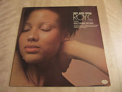 Sex And Soul Royc, Don`t  Blame The Man, Top  Zustand!!!