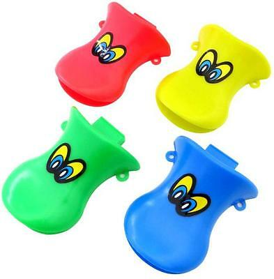 Bulk Lot x 20 Honking Duck Whistles Mixed Colours Kids Party Favors Novelty Toys
