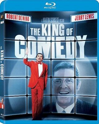 King of Comedy [30th Anniversary] (2014, REGION A Blu-ray New) BLU-RAY/WS