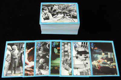 2000 Strictly Ink Doctor Who Series 1 Trading Card Set (120) Nm/Mt