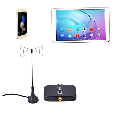 DVB-T2 Receptor Micro USB Tuner Mobile TV Receiver Stick For Android Tablet R&