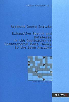 Exhaustive Search and Databases in the Application of Combinatorial Game Theory