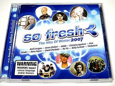 compilation, So Fresh The Hits Of Winter 2007, Various Artists CD