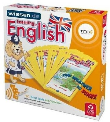 TING Quizfächer Learning English