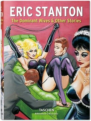 Eric Stanton. The Dominant Wives and Other Stories (Hardcover), Hanson, Dian, 9.
